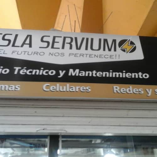 Tesla Servium en Bogotá 2