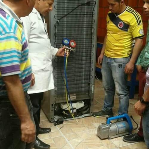 Centro de Capacitación Tomas Alba Edison  en Bogotá 2