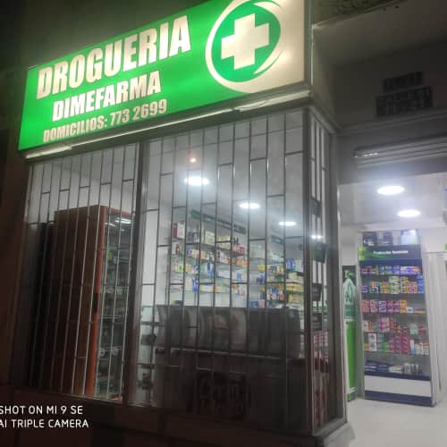 Droguería Dimefarma en Bogotá 6
