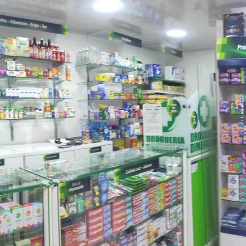Droguería Dimefarma en Bogotá 2