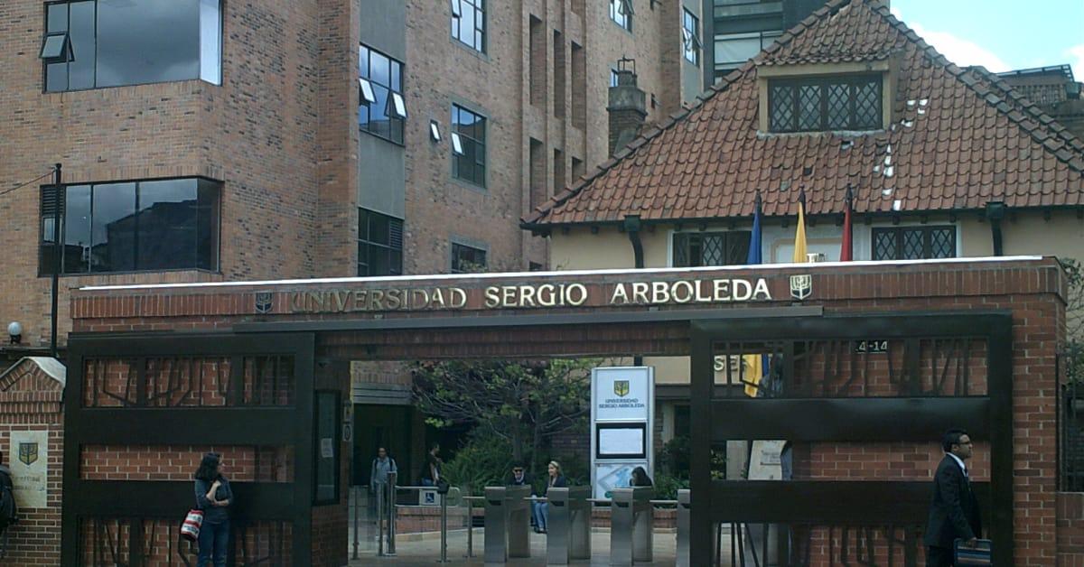 Cajero Corpbanca Universidad Sergio Arboleda
