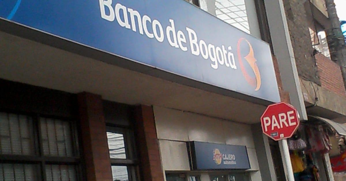 Banco de bogot carrera 7 con 13 bancos centro for Banco de bogota