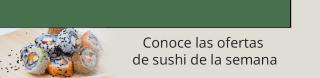 Sushi Toc - Ofertas