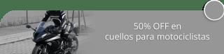 Dotaciones Sion - 50% OFF en cuellos para motociclistas