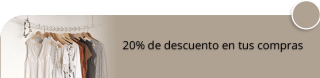 20% de descuento en tus compras - Venta de Bodega