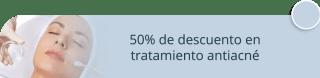 50% de descuento en tratamiento antiacné - ILAWARA Cosmiatria y Estética Alternativa