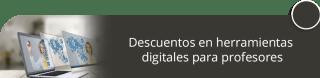 Descuentos en herramientas digitales para profesores -