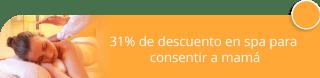31% de descuento en spa para consentir a mamá - Fisioestetic Spa
