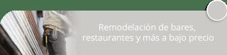 Remodelación de bares, restaurantes y más a bajo precio - Actiquim SAS Remodelaciones