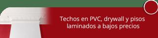 Techos en PVC, drywall y pisos laminados a bajos precios - Actiquim SAS Remodelaciones