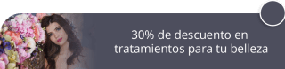30% de descuento en tratamientos para tu belleza - Centro de Estética Mittau
