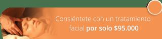 Consiéntete con un tratamiento facial por solo $95.000 - Jojannamar