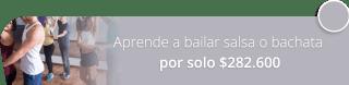 Aprende a bailar salsa o bachata por solo $282.600 - Social Dance Bogotá