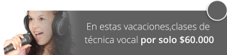 Afina tu garganta con estas clases de técnica vocal por solo $60.000 - Happy Family Club