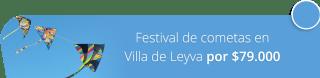 Festival de cometas en Villa de Leyva por $79.000 - Viajes Shaday