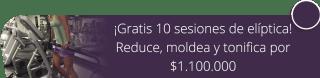 ¡Gratis 10 sesiones de elíptica! Reduce, moldea y tonifica por $1.100.000 - Centro de Estética y Spa Viviana Melo