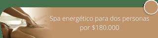 Spa energético para dos personas por $180.000 - Centro de Relajación y Spa Femeki