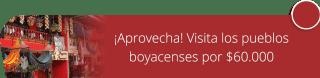 ¡Aprovecha! Visita los pueblos boyacenses por $60.000 - Vivir Viajando S.A.S