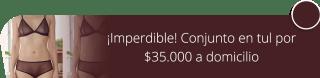 ¡Imperdible! Conjunto en tul por $35.000 a domicilio - Muéstrame Tus Cucos