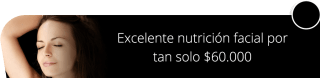 Excelente nutrición facial por tan solo $60.000 - Sarani Spa & Beauty Care
