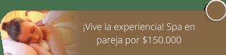 ¡Vive la experiencia! Spa en pareja por $150.000 - Sakura Spa