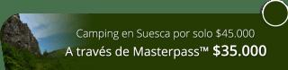Camping en Suesca por solo $35.000 pagando con Masterpass - Santaventura