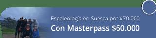 Espeleología en Suesca por solo $70.000 - Santaventura