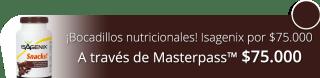 ¡Bocadillos nutricionales! Isagenix snacks por $75.000 - Bienestar y Nutrición