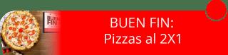¡OFERTÓN! Pizzas al 2X1 - Pizza Miranda