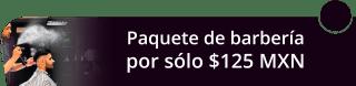 Paquete de barbería por sólo $125 MXN - Barber Tabu