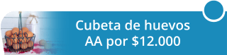 Cubeta de huevos AA por $12.000 - Cigarreria el Gato Felix soacha