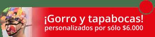 Tapabocas personalizado por $6.000 - Papelería Élite Print