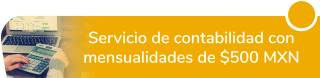 Servicio de contabilidad con mensualidades de $500 MXN - GVA Cobradores Públicos