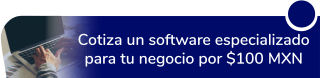 ¡Software especializado para tu negocio! Cotización por sólo $100 MXN - Restobar.mx Software