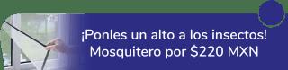 Mosquitero $220 MXN. - Ventanas Y Canceles Nagera