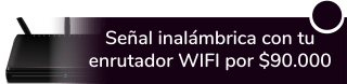 The matrix technology - Señal inalámbrica con tu enrutador WIFI por $90.000