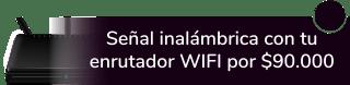 The matrix technology - Señal inalámbrica con tu enrutador WIFI por $90.000