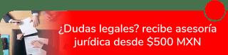 ¿Dudas legales? Aprovecha y recibe asesoría jurídica desde $500.00 MXN - Siegle Asociados