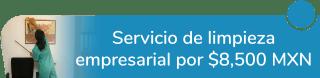 Servicio de limpieza empresarial por $8,500 MXN - Servicios De Limpieza D L E
