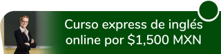 Curso express de inglés online por sólo $1,500 MXN - Maestra De Idiomas
