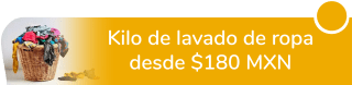 Kilo de lavado de ropa desde $180 MXN - Supra Lavandería