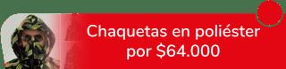 Bragi's - Chaquetas en poliéster por $64.000