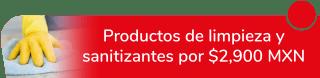 Promoción de Lealtad en productos de desinfección $2900 MXN. - House Health Sanitización