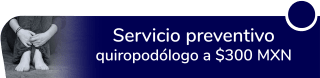 Consulta de diagnóstico a solo $300 MXN. - Pies Saludables, Sa De Cv