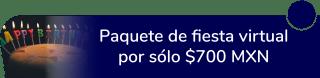 """Paquete de fiesta virtual por sólo $700 MXN - """"Anyshu Producciones"""""""