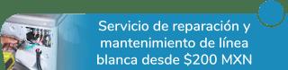Servicio de reparación y mantenimiento de línea blanca desde $200 MXN - Servi-White