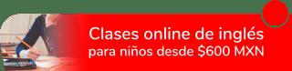 Clases online de inglés para niños desde $600 MXN - En Casa Homeschooling