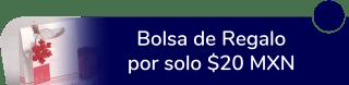 ¡Ahorra más! Bolsa de Regalo por sólo $20 MXN - Papelería Díana