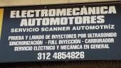 Electro mecánica automotores
