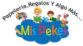MIS PEKES PAPELERIA Y ALGO MAS